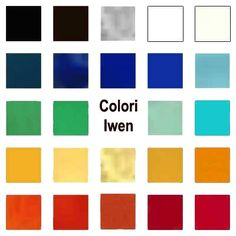 A discussion of colors in ancient Egypt and the way in which they were an  integral 9dd88d5e887