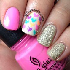 Instagram photo by selenadee_nails #nail #nails #nailart