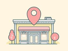 Store location by Rye for Shopify