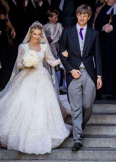 Le Mariage Du Prince Ernst August De Hanovre Et Ekaterina Malysheva, Le Samedi 8 Juillet 2017 À Hanovre 11