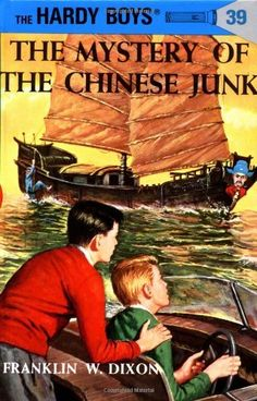 The Mystery of the Chinese Junk (Hardy Boys, Book 39) by Franklin W. Dixon. $6.99. 192 pages. Reading level: Ages 8 and up. Publisher: Grosset & Dunlap; First Edition edition (December 1, 1959). Author: Franklin W. Dixon