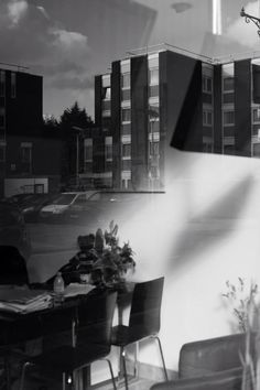 East London Reflections Street photography by Marcella Toth www.marcellatoth.com