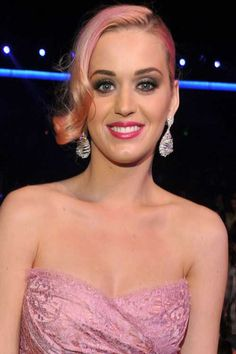 Katy Perry wows in $42000 earrings at Grammy Nomination concert