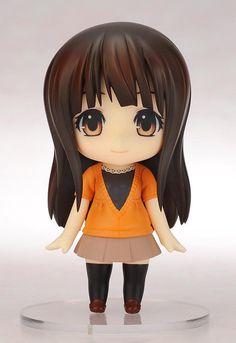 Nendoroid.org - Miho Azuki (Bakuman)-  This figure looks like me :P