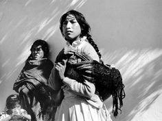 Mazahua Women, 1989. The Edge of Time: Photographs by Mexican photographer, Mariana Yampolsky