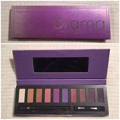 Drama 10 Eyeshadow Palette Set, Cruelty Free