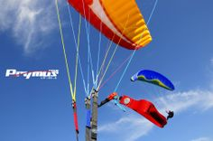 Já conhece o parapente SOL Prymus Four?  / Have you already known the SOL Prymus Four?