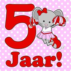 Design Birthday Card / Verjaardagskaart by Esther van Gijn www.kaartje2go.nl