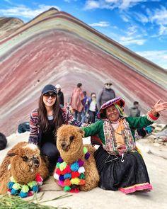 Machu Picchu, Rain Bow, Llama Alpaca, Inca, Alpacas, South America, Travel Destinations, Knitting, Random