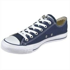 266db1b35257 Converse All Star Ox Shoes - Navy Converse Chuck Taylor Black