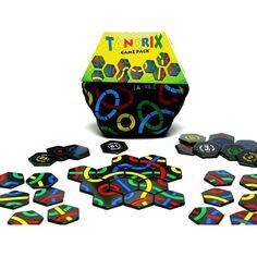 Tantrix logikai játékkészlet - Tantrix Cube, Toys, Activity Toys, Toy