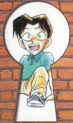 Detective Conan Keyhole twelve:MitsuhikoTsuburaya
