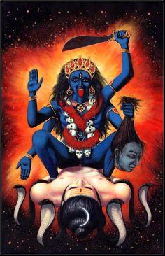 Mata Kali and Bhagvan Shiv Sambhog Sex Images, Pics and Snaps for Free Download