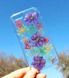 Now, you can carry the flowers with you wherever you go!