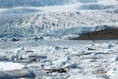Исландия. Ледники и лагуны