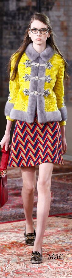 Resort 2016 Gucci