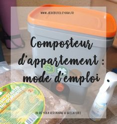 Bokashi apartment composter: instructions for use Sustainable Energy, Sustainable Living, Permaculture, Green Lifestyle, Build Your House, Bokashi, Energy Resources, How To Start Yoga, Eco Friendly House