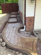These are a set of long steps that we created in Cleveland.