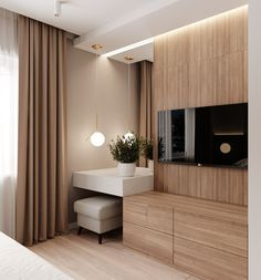 VK is the largest European social network with more than 100 million active users. Modern Luxury Bedroom, Luxury Bedroom Design, Bedroom Furniture Design, Home Room Design, Bathroom Interior Design, Luxurious Bedrooms, Bedroom Decor, House Design, Living Room Tv Unit Designs