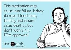 EXACTLY!!! They keep pushing the meds, with side effects so they can give you more meds for the side effects.  And so on. No thanks.