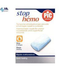 ARTSANA TAMPON HEMOSTÁTICO PARA EL SANGRADO DE LA NARIZ Y DE LA PIEL - STOP HEMO - (5 UDS) A 9,99€