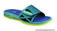 Cheap Nike Air LeBron 2 Slide Elite Sport Turquoise