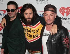 Thirty Seconds, 30 Seconds, Mars Family, Shannon Leto, Jared Leto, 30th, Las Vegas, Eye Candy, Artist