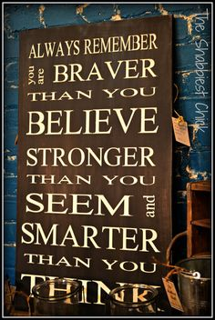 Always remember Christopher Robin Hand by TheShabbiestChick, $52.00