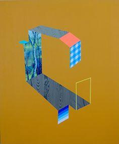 James Kudo — Umtitled 2015 / 120x100cm / acrylic on canvas...
