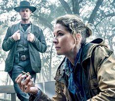 FTWD (S5) June /John Walking Dead Tv Series, Walking Dead Season, Fear The Walking Dead, Jenna Elfman, Maggie Grace, Alycia Debnam Carey, Chernobyl, Austin Amelio, Apocalypse