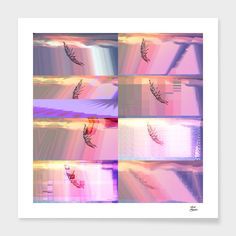 Discover «fly like icarus», Limited Edition Fine Art Print by Magdolna Novak - From $29 - Curioos