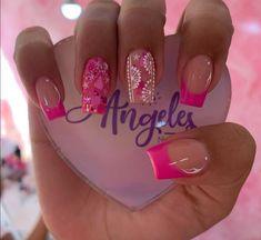 Nail Spa, Beauty Nails, Pedicure, Nail Designs, Makeup, Pretty, Nice Nails, Nail Arts, Bling Nails