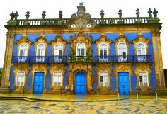 Palácio do Raio, Baroque Architecture, Braga