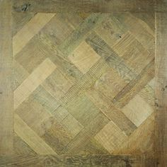 Clyde Estuary | Marquetry | Design Panels | Champagney |Parquet
