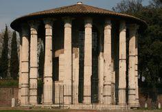 3260x2255 Rome Architecture, Italy, Temple of Vesta