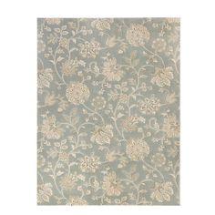 Home Decorators Collection Aileen Blue 7 ft. 10 in. x 10 ft. Area Rug-545192342403051 - The Home Depot