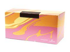 グランマーブル×アンリアレイジの「さくら」デニッシュ - 太陽の光で柄が浮かぶ限定BOX入りの写真5