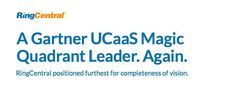 We're excited to announce that RingCentral has been named a 2017 #Gartner #UCaaS Magic Quadrant #Leader! Our #CEO Vlad Shmunis shares his take on the key reasons and what to expect going forward // #Business #BusinessNews #Technology #TechNews #MagicQuadrant #Leadership