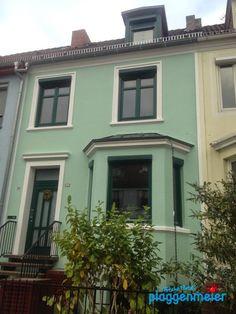 67 besten altbau fassaden bilder auf pinterest facades facade design und homes - Farbkonzept haus ...