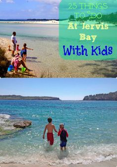 25 Things To Do Jervis Bay