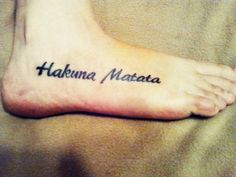Sister matching tattoo<3 but not on our feet. my sister and I have some ugly feet