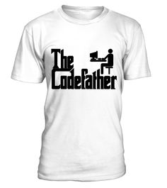 The Codefather  #videogame #shirt #tzl #gift #gamer #gaming