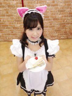Twitter / sumire_princess: エンダンの企画でシンディ(浦野一美)さんのぐぐたすが500コメント埋まった!めでたい!そして、今日シンディさんにスタイリングしてもらったのは…メイドにゃん(=・ω・=)♡♡ https://twitter.com/sumire_princess/status/377474367518937088