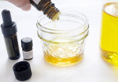 DIY Perfume - Make your own solid Perfume  Recipe HERE:  http://www.etsy.com/blog/weddings/how-to-solid-perfume-wedding-favor/