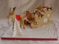so cute for a Gingerbread House! Christmas Desserts, Christmas Treats, Christmas Baking, Christmas Cookies, Christmas Time, Gingerbread Decorations, Christmas Gingerbread, Gingerbread Cookies, Gingerbread Houses