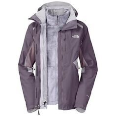 6f4ee6a9c0 The North Face Women s Boundary Triclimate Jacket - Moosejaw