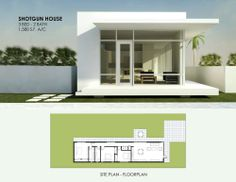 contemporary shotgun house affordable modern green homes by jeffrey silberstein aia licensed by - Shotgun House Plans Modern Style