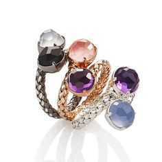 I'm loving these rings