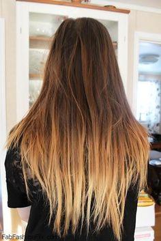 FabFashionFix - Fabulous Fashion Fix | Hair: Ombre hair trend and inspirations