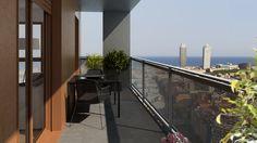 Oportunidad en c/ Sancho de Ávila, Barcelona. Viviendas de 2,3 y 4 habitaciones con parquet y vistas de ensueño desde 200.000€.